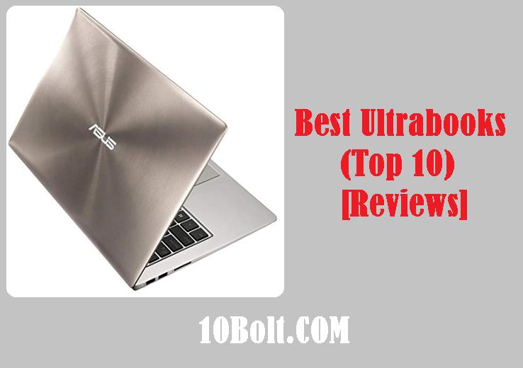 Best Ultrabooks
