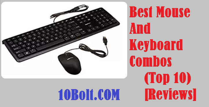 Best Mouse And Keyboard Combos