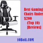 Best Gaming Chairs Under $200 2019 – Reviews & Buyer's Guide (Top 10)