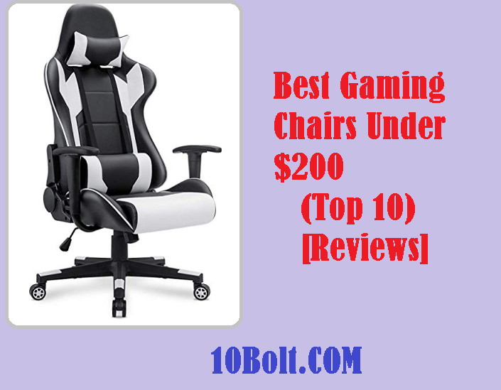 Super Best Gaming Chairs Under 200 2019 Reviews Buyers Guide Pabps2019 Chair Design Images Pabps2019Com