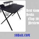 Best Gaming Desks 2020 Reviews & Buyer's Guide (Top 10)