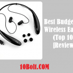 Best Budget Wireless Earbuds 2019 Reviews & Buyer's Guide (Top 10)