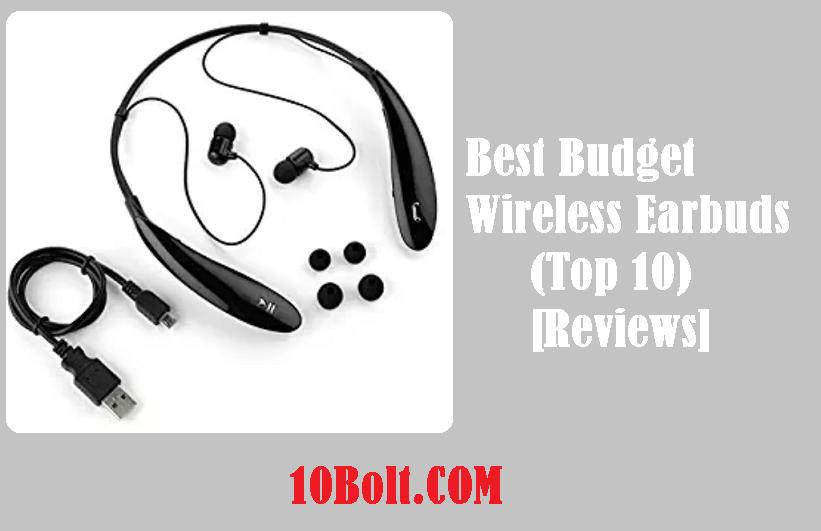 Best Budget Wireless Earbuds 2019 Best Budget Wireless Earbuds 2019 Reviews & Buyer's Guide (Top 10)