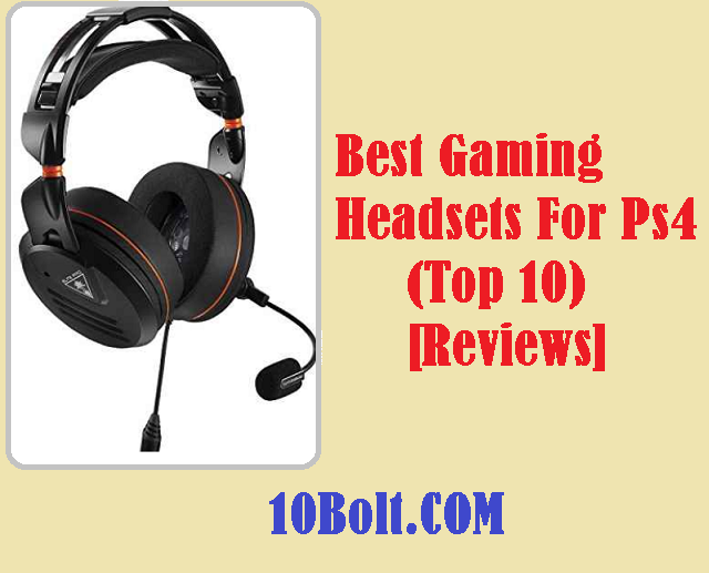 10 best gaming headsets for ps4 2019 reviews buyer 39 s guide. Black Bedroom Furniture Sets. Home Design Ideas