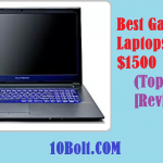 10 Best Gaming Laptops Under $1500 2019 – Reviews & Buyer's Guide