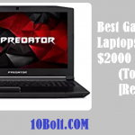 Best Gaming Laptops Under $2000 2019 Reviews & Buyer's Guide (Top 10)