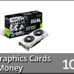 10 Best Graphics Cards For The Money 2020 Reviews & Buyer's Guide