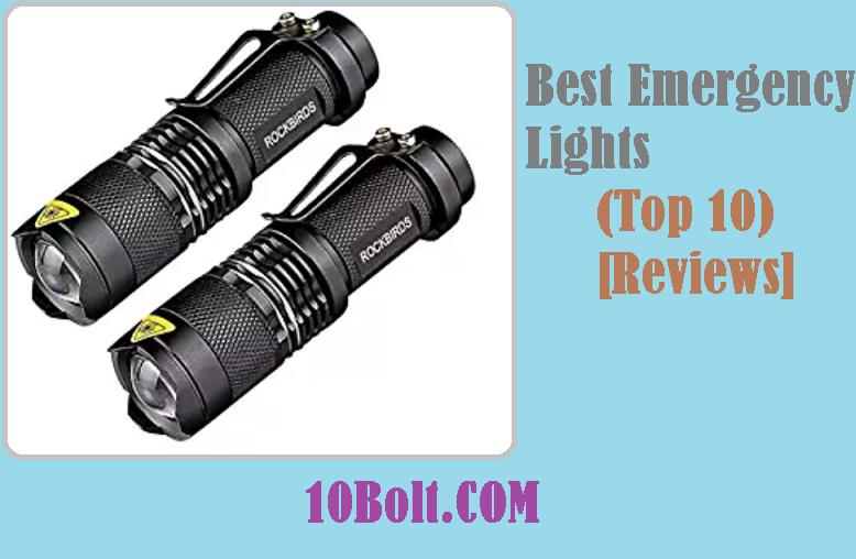 Best Emergency Lights