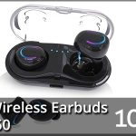 Best Wireless Earbuds Under $50 2020 Reviews & Buyer's Guide