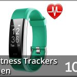 10 Best Fitness Trackers For Women 2020 Reviews & Buyer's Guide