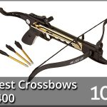 10 Best Crossbows Under $400 2021 Reviews & Buyer's Guide