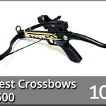 Best Crossbows Under $500 2020 Reviews & Buyer's Guide