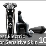10 Best Electric Shaver For Sensitive Skin 2021 Reviews