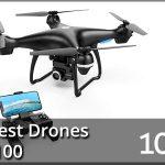 Best Drones Under $100 2021 – Reviews & Buyer's Guide