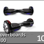 Best Hoverboards Under $300 2020 – Reviews & Buyer's Guide