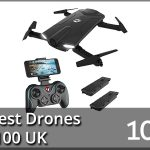 10 Best Drones Under £100 UK 2020 – Reviews & Buyer's Guide