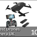 Best Drones With Camera UK 2021 Reviews – Buyer's Guide
