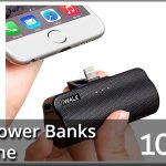 Best Power Banks For iPhone 2020 Reviews & Buyer's Guide