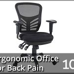 Best Ergonomic Office Chairs For Back Pain 2021 – Buyer's Guide