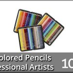 10 Best Colored Pencils For Professional Artists 2020 – Reviews & Buyer's Guide