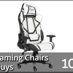 Best Gaming Chairs For Big Guys 2021 – Reviews & Buyer's Guide (Top 10)