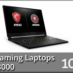 10 Best Gaming Laptops Under $3000 2021 Reviews & Buyer's Guide