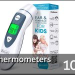Top 10 Best Thermometers 2021 Reviews & Buyer's Guide