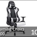 10 Best Gaming Chairs under $100 2020 – Reviews & Buyer's Guide