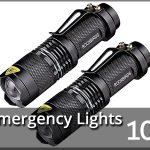 Best Emergency Lights 2021 Reviews – Buyer's Guide (Top 10)