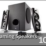 Best Gaming Speakers 2021 Reviews – Buyer's Guide (Top 10)