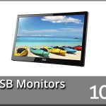 10 Best USB Monitors 2020 Reviews – Buyer's Guide