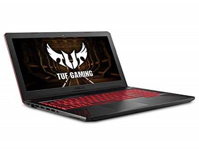 ASUS TUF Thin & Light Gaming Laptop PC (FX504)