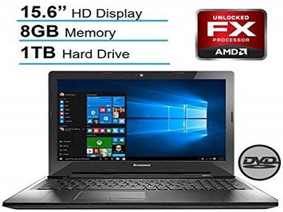 Lenovo 15.6'' HD LED Signature Laptop PC