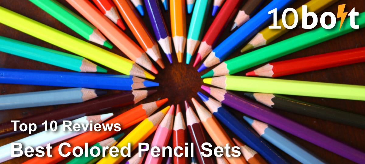 Best Colored Pencil Sets