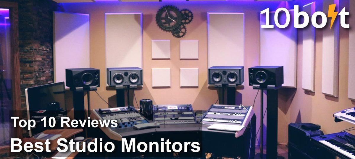Best-Studio-Monitors