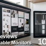 Best Portable Monitors 2020 Reviews – Buyer's Guide (Top 10)