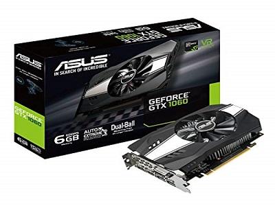 ASUS PH-GTX1060-6 GB