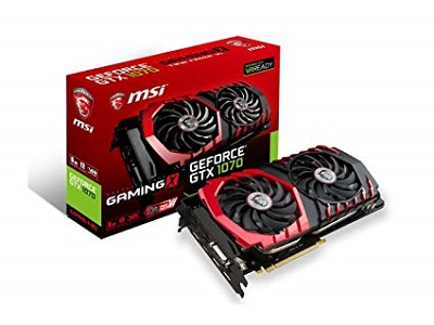 MSI Gaming GeForce GTX 1070 8GB